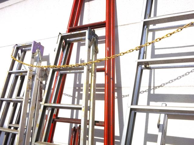 いろんなはしご